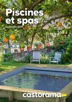 Prospectus Castorama : Nos piscines et spas