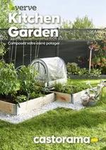 Prospectus Castorama : Notre Collection Kitchen Garden