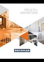 Prospectus Bricoman : Projects & Inspirations