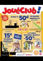 Prospectus JouéClub : Catalogue PLEIN AIR