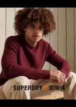 Prospectus Superdry : New Men's Arrivals