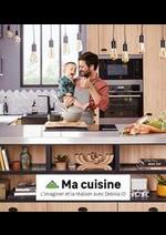 Prospectus Leroy Merlin : Catalogue Cuisine 2021