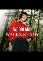 Prospectus Benetton : Woodland Walks Ready