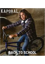Promos et remises  : BACK TO SCHOOL