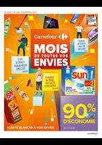 Prospectus Carrefour : Le mois de toutes vos envies #1