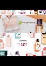 Prospectus Yves Rocher : JUSQU´Á -40% PARFUMS
