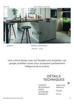 Promos et remises  : Cuisine complète et sur mesure Elba