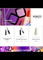 Promos et remises  : Kiko Promotions