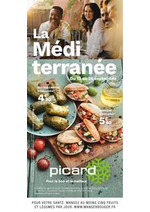 Prospectus Picard : Catalogue Mediterranee