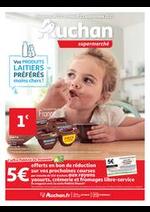 Promos et remises  : Vive les produits laitiers !