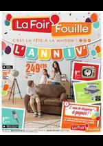 Bons Plans La Foir'Fouille : La Foir'Fouille L'anniversaire!