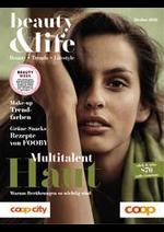 Journaux et magazines Coop City : Beauty & Life Herbst 2021