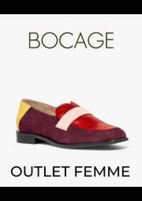 Prospectus Bocage NOISY-LE-GRAND : OUTLET FEMME