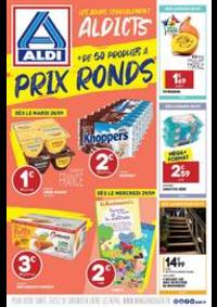 Prospectus Aldi Argenteuil : Catalogue Aldi