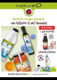 Prospectus NaturéO ORGEVAL : Les produits à la marque naturéO
