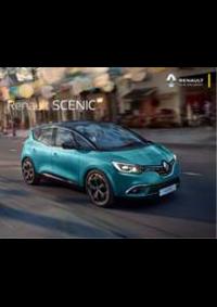 Prospectus Concession Renault RELAIS DE BRIE DES NATIONS : Renault SCENIC