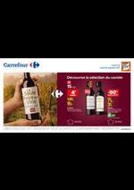 Prospectus Carrefour : Foire aux vins Automne !
