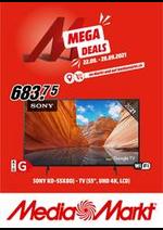 Prospectus Media Markt : Mega Deals
