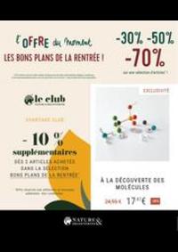 Prospectus Nature & Découvertes Paris 4 Marais : Offres