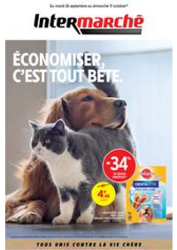 Prospectus Intermarché Super Champigny-sur-Marne 40 rue de Verdun : EVEN ANIMALERIE JARDIN SEPTEMBRE