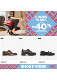 Prospectus San Marina Claye-Souilly : Shoes Week Jusqu'à' -40%