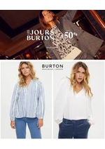 Prospectus Burton : Les Jours Burton Jusqu'à' -50%