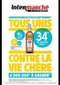 Prospectus Intermarché Super Les Hôpitaux Neufs : TF ANNIVERSAIRE 1