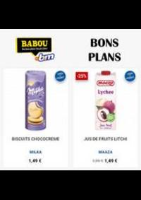 Prospectus Babou Roubaix : BONS PLANS