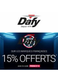 Prospectus DAFY MOTO BESANCON : Les French Days