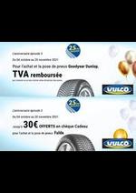 Prospectus Vulco : Promotion