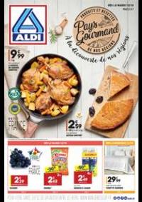 Prospectus Aldi Dole : Catalogue Aldi