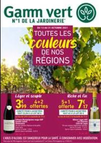 Bons Plans Gamm vert AUXONNE : Foire aux vins