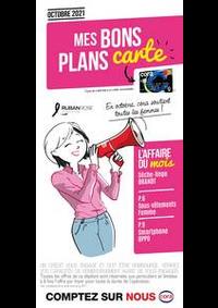 Bons Plans Cora WITTENHEIM : Catalogue Cora
