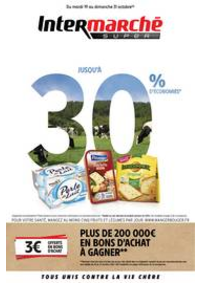 Prospectus Intermarché Super Rouffach : GEN OCTOBRE 1