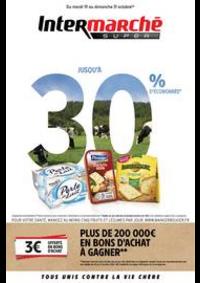Prospectus Intermarché Super Vieux Thann : GEN OCTOBRE 1