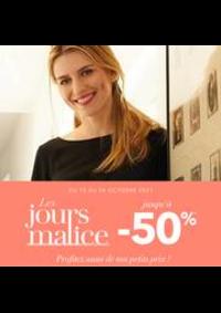 Prospectus Grain de Malice Montbéliard : Promotion