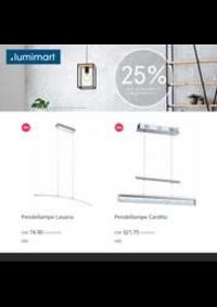 Prospectus Lumimart Ittigen : 25% auf Eglo online!