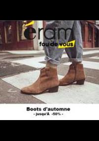 Prospectus Eram ROSNY SOUS BOIS : Boots d'Automne l Jusqu'à -50%