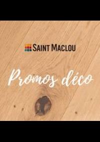 Prospectus Saint Maclou Paris Bondy : Promos Déco
