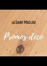 Prospectus Saint Maclou : Promos Déco