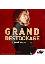 Prospectus Dafy moto : GRand Destockage
