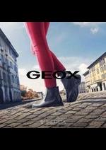 Prospectus Geox : Lookbook Femme