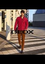 Prospectus Geox : Lookbook Homme