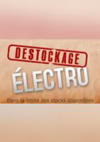 Destockage électro - BUT
